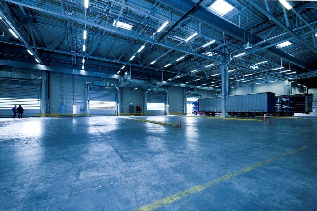 industrial warehouse manufacturing coronavirus covid-19
